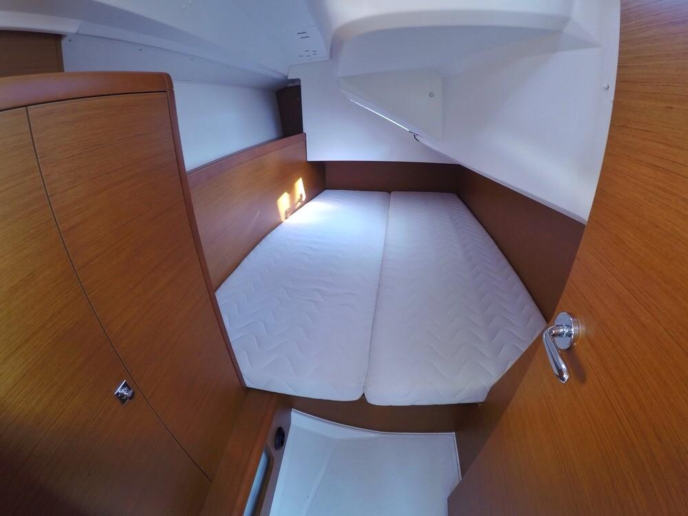 Jachthuur in Kroatië - Jeanneau Sun Odyssey 349 via SamBoat