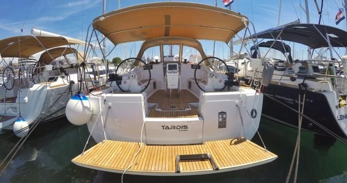 Huur een Jeanneau Sun Odyssey 449 in Biograd na Moru