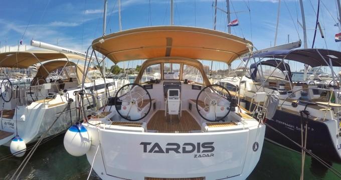 Bootverhuur Jeanneau Sun Odyssey 449 in Biograd na Moru via SamBoat