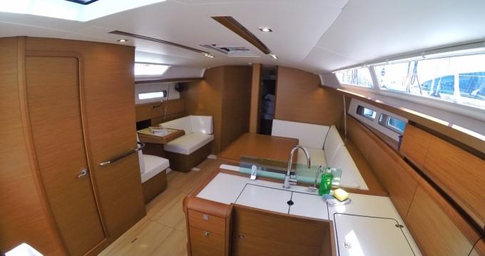 Jachthuur in Biograd na Moru - Jeanneau Sun Odyssey 449 via SamBoat