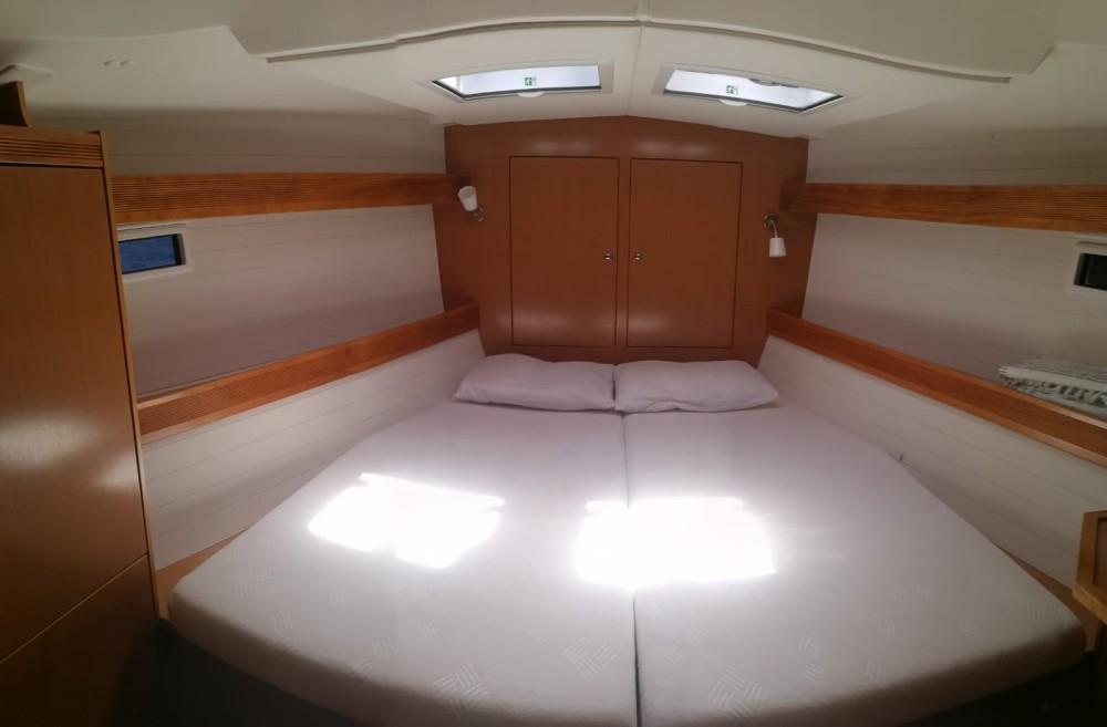 Verhuur Zeilboot in Dereköy - Bavaria Bavaria Cruiser 45 - 3 cab.