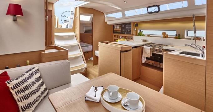 Verhuur Zeilboot in Fethiye - Jeanneau Sun Odyssey 440
