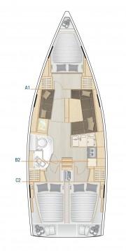 Bootverhuur Hanse Hanse 388 in Pula via SamBoat