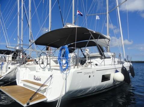 Verhuur Zeilboot in Pula - Bénéteau Oceanis 46.1