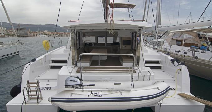 Verhuur Catamaran in Split - Catana Bali 4.1 - 4 cab.