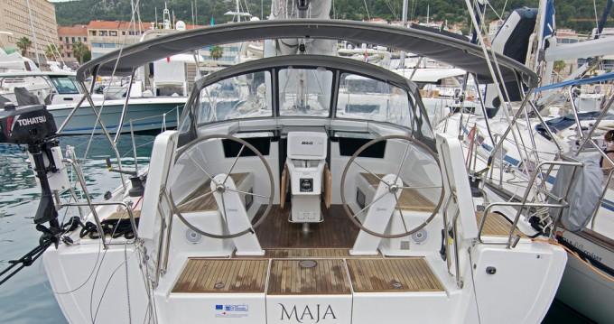 Verhuur Zeilboot in Split - Hanse Hanse 418