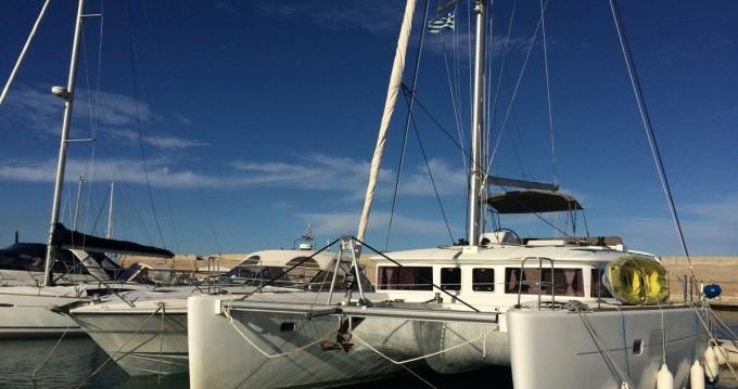 Huur Catamaran met of zonder schipper Lagoon in Torre del Greco