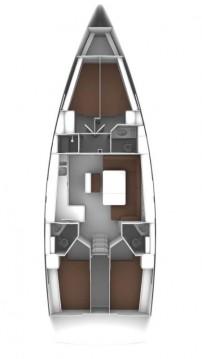 Verhuur Zeilboot in Mykonos (Island) - Bavaria Cruiser 46