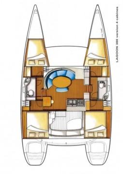 Bootverhuur Álimos goedkoop Lagoon 380 S2