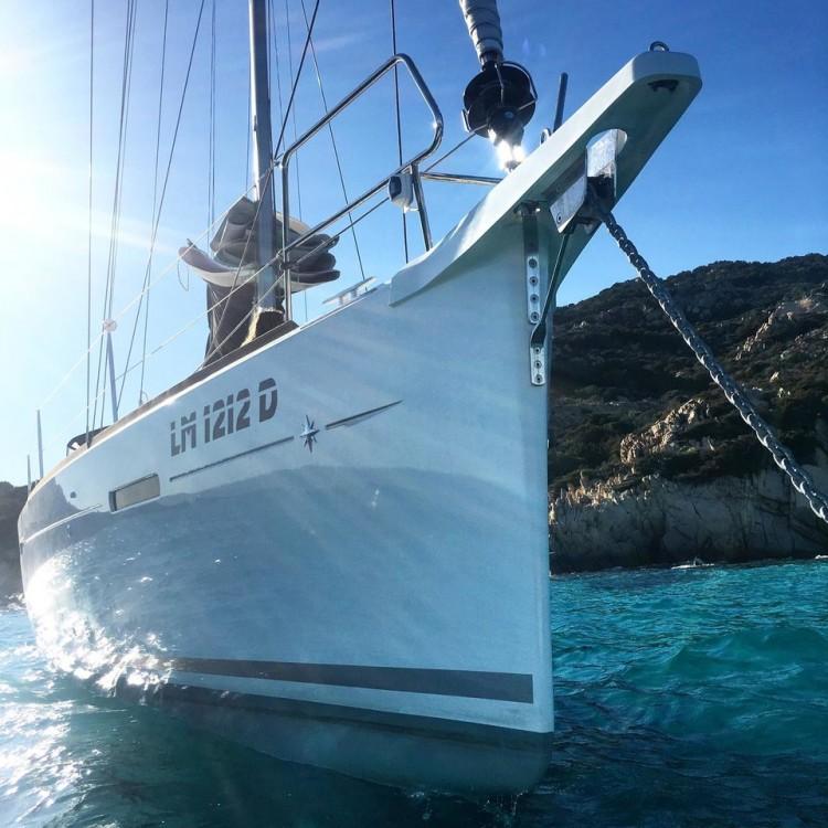 Verhuur Zeilboot in Sardinië - Jeanneau Sun Odyssey 449 Performance