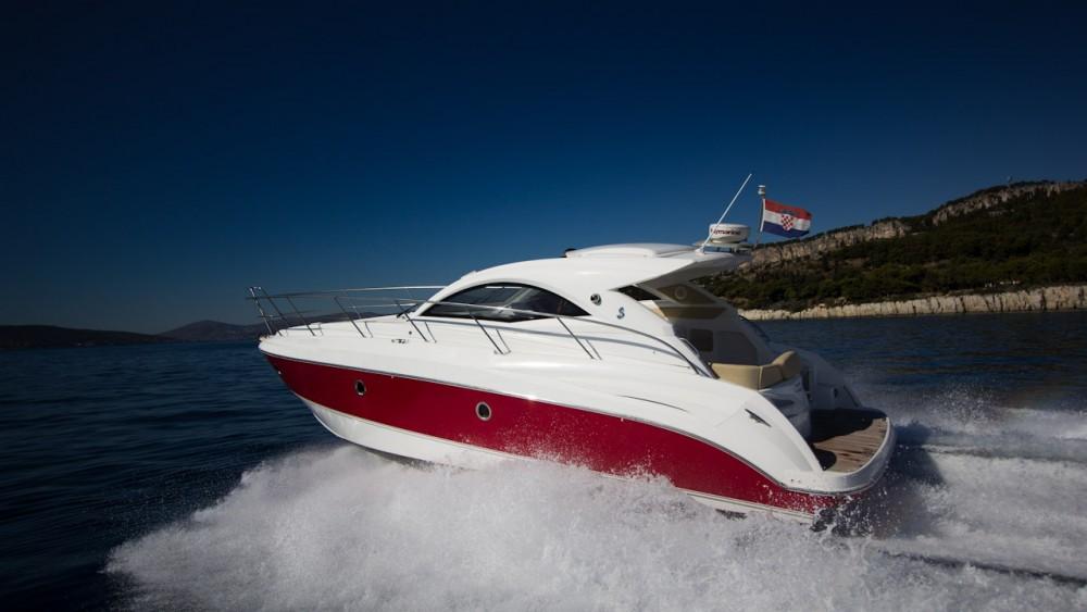 Verhuur Motorboot in Kroatië - Bénéteau Monte Carlo 37 Hard Top