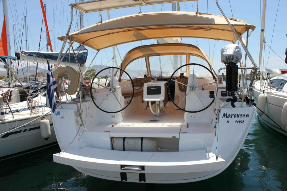 Verhuur Zeilboot in Attica - Dufour Dufour 450 GL