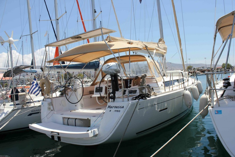 Jachthuur in Attica - Dufour Dufour 450 GL via SamBoat