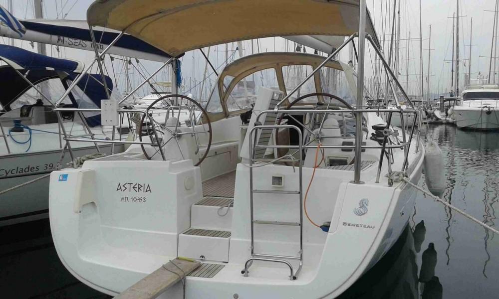 Bootverhuur Bénéteau Oceanis 40 in Attica via SamBoat