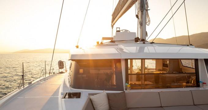 Huur Catamaran met of zonder schipper Catana in Kaštela