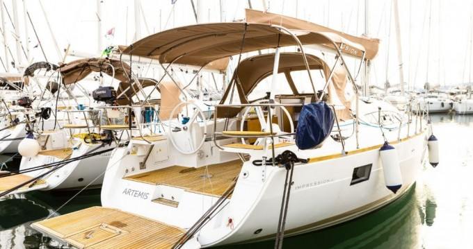 Huur Zeilboot met of zonder schipper Elan in Kaštela