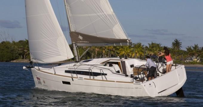 Verhuur Zeilboot in Punat - Jeanneau Sun Odyssey 349