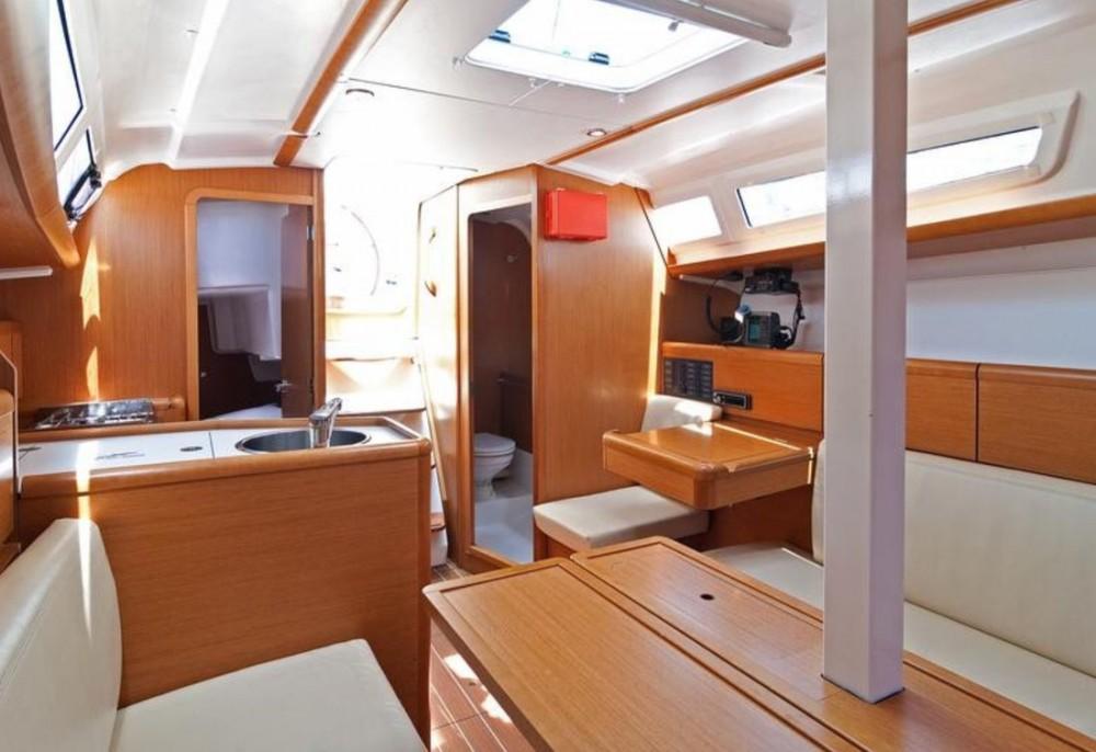 Verhuur Zeilboot in Koh Chang Tai - Jeanneau Sun Odyssey 33i