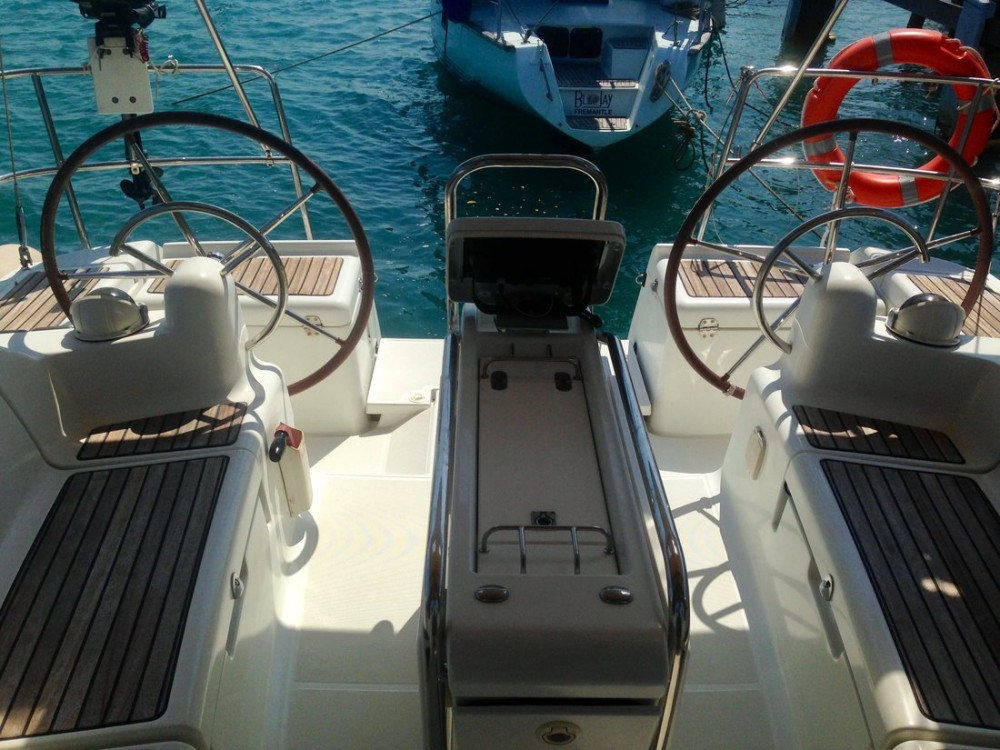 Jeanneau Sun Odyssey 409 te huur van particulier of professional in Koh Chang Tai