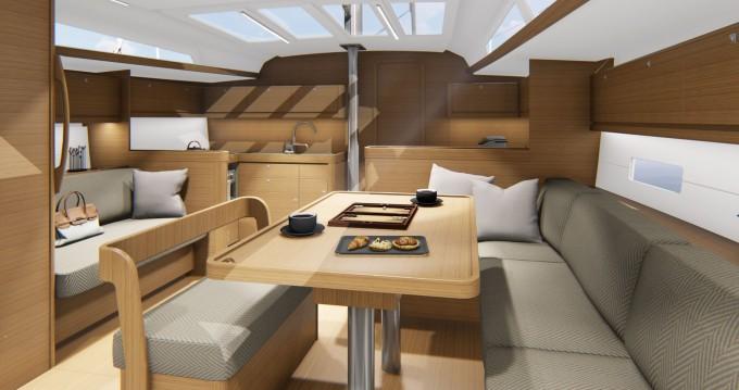 Verhuur Zeilboot in Sukošan - Dufour Dufour 430 GL
