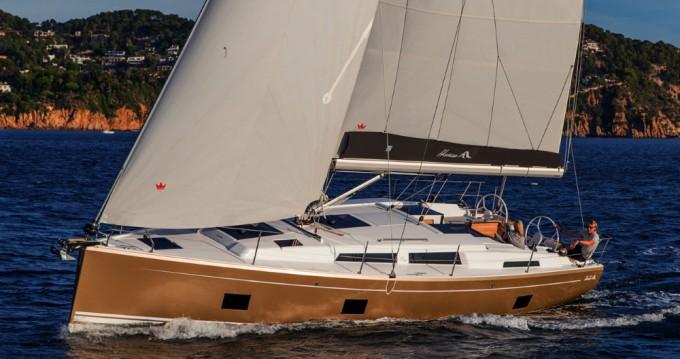 Huur Zeilboot met of zonder schipper Hanse in Biograd na Moru