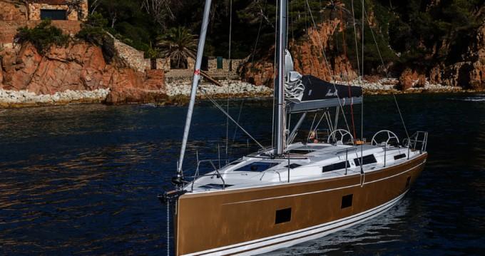 Bootverhuur Hanse Hanse 418 in Biograd na Moru via SamBoat