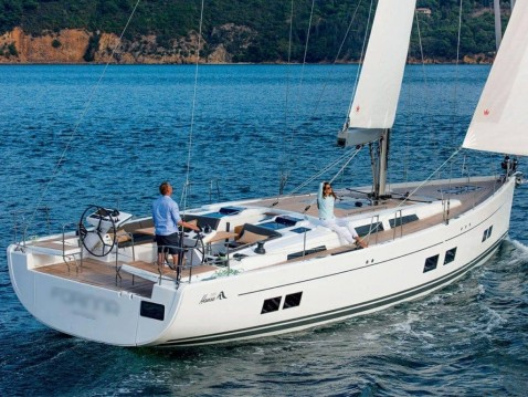 Bootverhuur Hanse Hanse 588 in Trogir via SamBoat