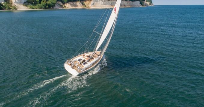 Bootverhuur Hanse Hanse 458 in Biograd na Moru via SamBoat