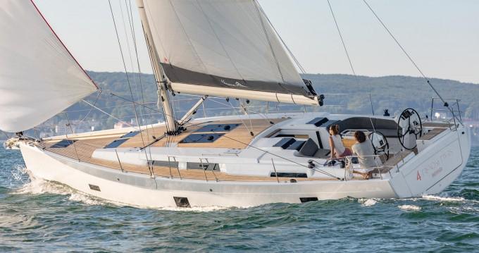 Jachthuur in Biograd na Moru - Hanse Hanse 458 via SamBoat