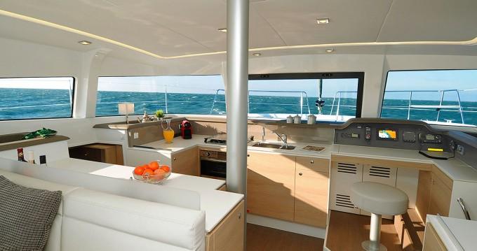 Verhuur Catamaran in Biograd na Moru - Catana Bali 4.1 - 4 cab.