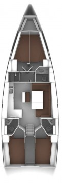 Bavaria Cruiser 46 te huur van particulier of professional in Palma de Mallorca