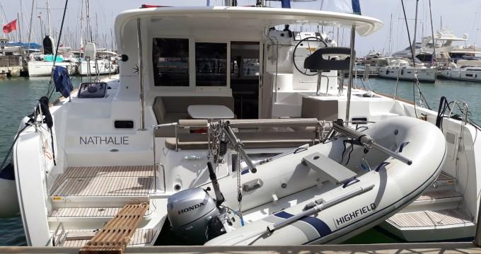 Verhuur Catamaran in Palma de Mallorca - Lagoon Lagoon 40