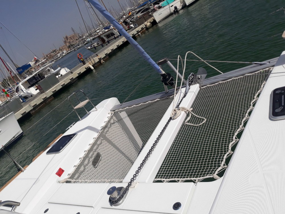 Verhuur Catamaran in Isole Baleari - Lagoon Lagoon 40 - 4 + 2 cab