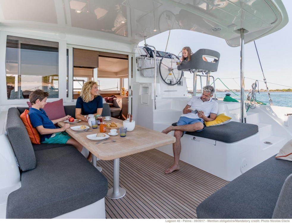Huur Catamaran met of zonder schipper Lagoon in Tortola