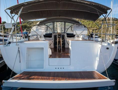 Verhuur Zeilboot in Primošten - Hanse Hanse 455