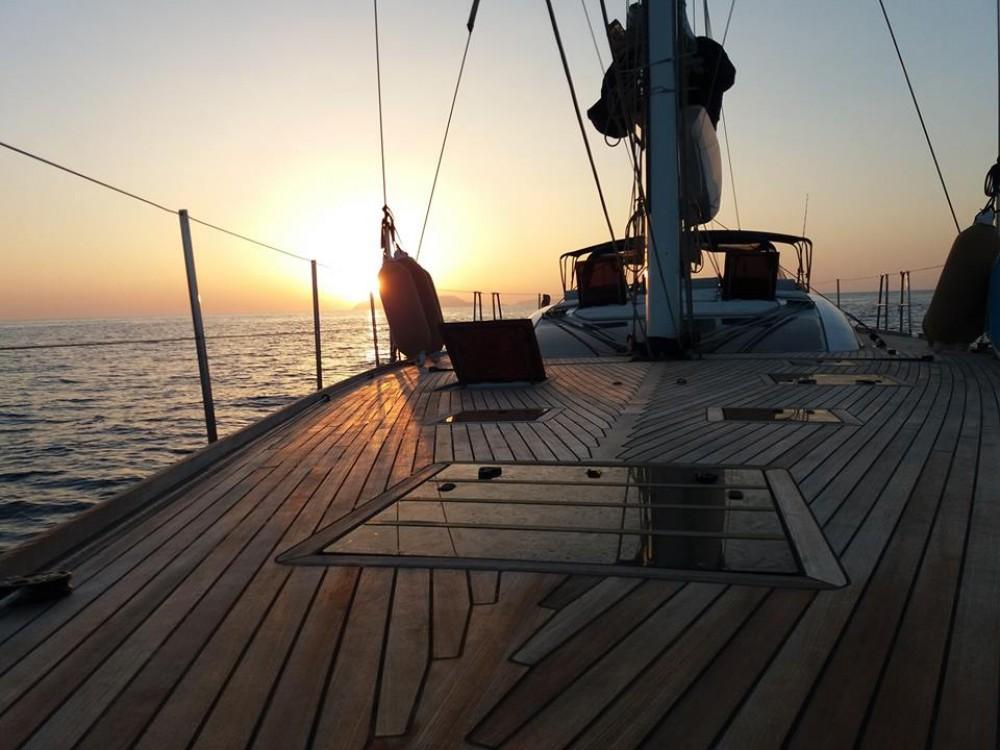 Huur Zeilboot met of zonder schipper CNB in Campania