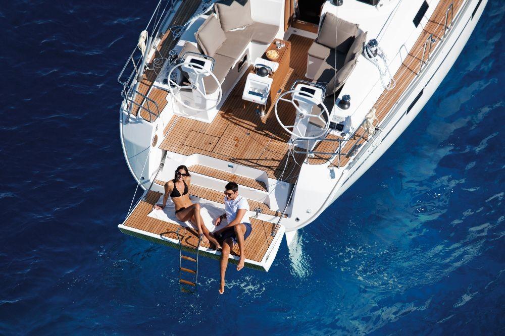Bavaria Cruiser 46 te huur van particulier of professional in Follonica