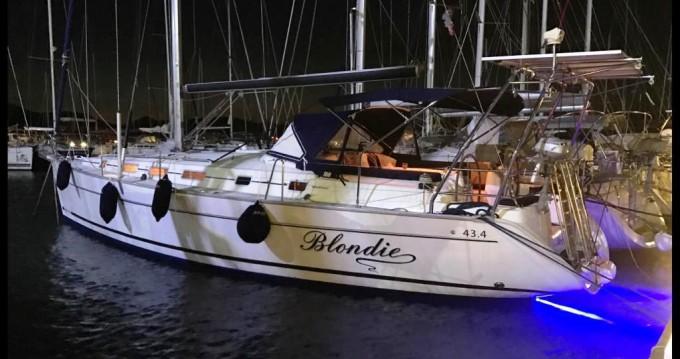 Bootverhuur Marmaris goedkoop Cyclades 43.4