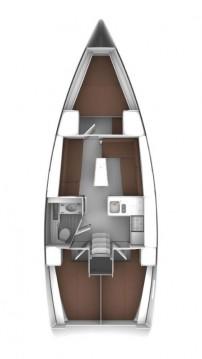 Bootverhuur Procida goedkoop Cruiser 37