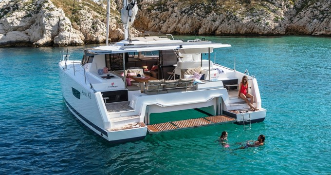 Catamaran te huur in Marmaris voor de beste prijs