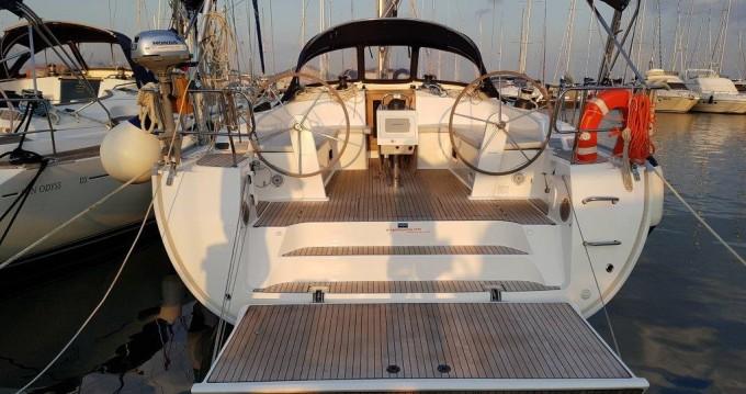 Verhuur Zeilboot in Procida - Bavaria Cruiser 41