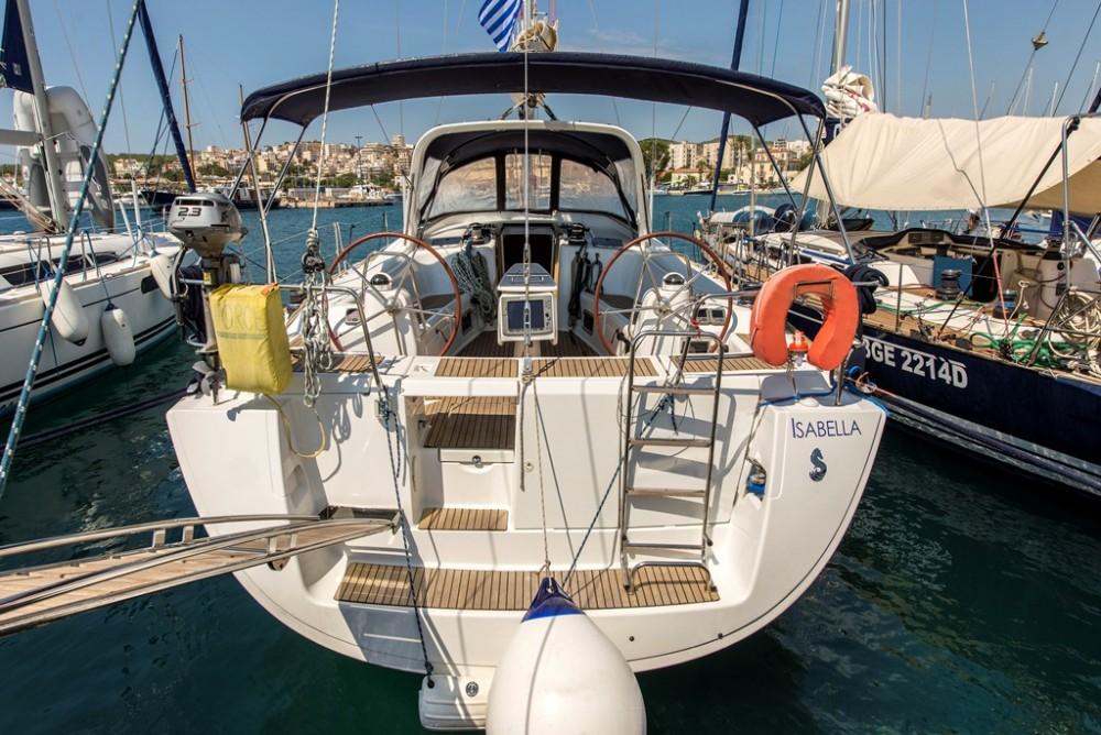 Jachthuur in Λαύριο - Bénéteau Oceanis 50 Family - 6 cab. via SamBoat