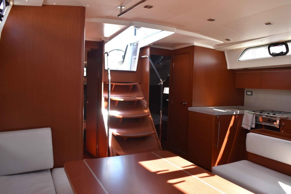 Verhuur Zeilboot in  - Bénéteau Oceanis 51.1