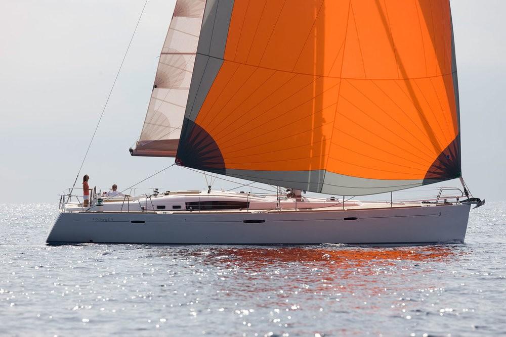 Jachthuur in Attica - Bénéteau Oceanis 54 - 4 + 1 cab. via SamBoat