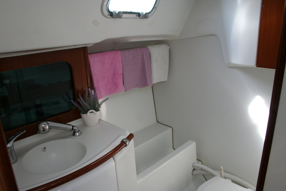 Verhuur Zeilboot in Split - Bénéteau Oceanis Clipper 311 - 2 cab.