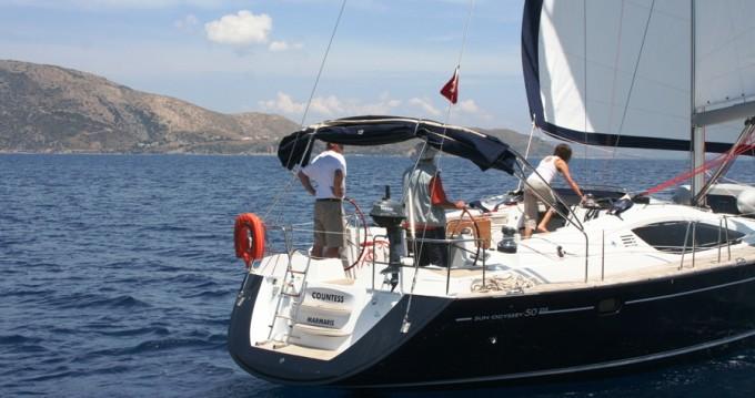 Huur een Jeanneau Sun Odyssey 50 DS in Marmaris
