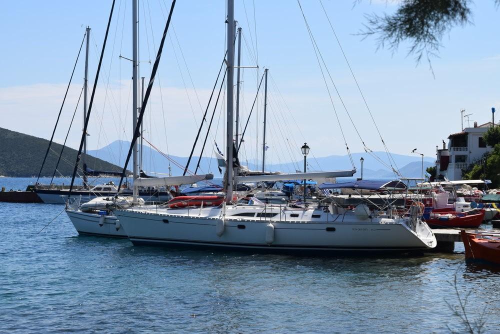 Jeanneau Sun Odyssey 45.1 - 4 cab. te huur van particulier of professional in Βόλος