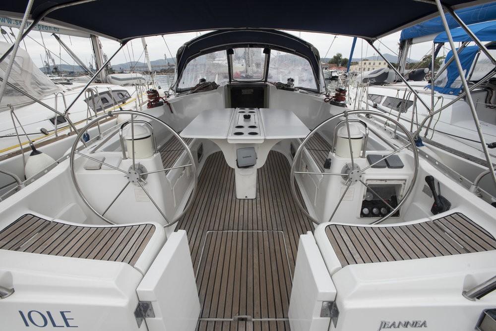 Verhuur Zeilboot in Βόλος - Jeanneau Sun Odyssey 45.1 - 4 cab.