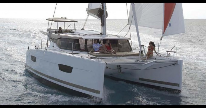 Fountaine Pajot Lucia 40 te huur van particulier of professional in Zadar