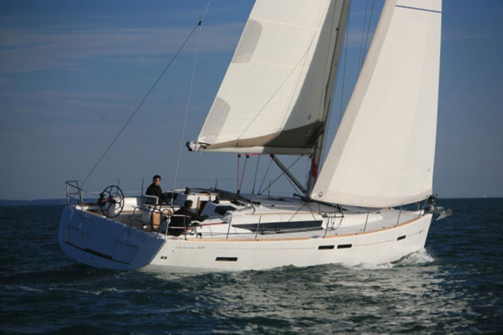 Jachthuur in Peloponneso - Jeanneau Sun Odyssey 439 via SamBoat
